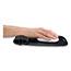 Fellowes® I-Spire Wrist Rocker Mouse Pad w/Wrist Rest, 7 7/8 x 10 1/16 x 1 1/8, Black Thumbnail 2