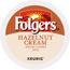 Folgers® Gourmet Selections Hazelnut Cream Coffee K-Cups, 24/Box Thumbnail 1