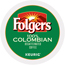 Folgers® Gourmet Selections Lively Colombian Coffee K-Cups, Decaf, 24/Box Thumbnail 1