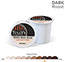Tully's Coffee® French Roast Decaf Coffee K-Cup® Pods, 24/BX Thumbnail 2