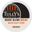 Tully's Coffee® House Blend Decaf Coffee K-Cup® Pods, 24/BX Thumbnail 1