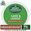 Green Mountain Coffee® Lake & Lodge Coffee K-Cup Pods, 96/CT Thumbnail 1