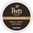 Peet's Coffee & Tea® Brazil Minas Naturais K-Cup® Pods, 22/BX Thumbnail 1