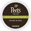 Peet's Coffee & Tea® Decaf House Blend K-Cup® Pods, 22/BX Thumbnail 1