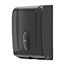 Georgia Pacific® Professional Combination C-Fold/Multifold Towel Dispenser, 11w x 5 1/4d x 15 2/5h, Translucent Smoke Thumbnail 4