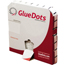 "Glue Dots® Super High Tack, Low Profile, 1/2"", Clear, 4000/RL Thumbnail 1"