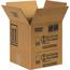 """W.B. Mason Co. Paint Can boxes, 1 - 1 Gallon, 8 1/2"""" x 8 1/2"""" x 9 5/16"""", Kraft, 25/BD Thumbnail 1"""