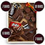 Hershey's® Standard Size Candy Assortment Box, 45 oz. Box, 30/Box Thumbnail 4