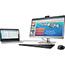"HP Business E243d 23.8"" Full HD LED LCD Monitor - 16:9 - 1920 x 1080 - 250 Nit - 7 ms GTG - Webcam - HDMI - VGA - DisplayPort - USB Type-C Thumbnail 5"