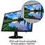 """HP HP 24yh 23.8"""" Full HD LED Monitor, IPS Technology, VESA Mount, 3UA73AA#ABA Thumbnail 3"""