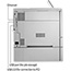 HP Color LaserJet Enterprise M553X Laser Printer Thumbnail 3