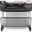 HP DesignJet T830 24-in Multifunction Printer, Copy/Print/Scan Thumbnail 2