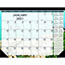 """House of Doolittle™ 100% Recycled Earthscapes Seascapes Desk Pad Calendar, 22"""" x 17"""", 2021 Thumbnail 1"""