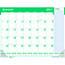 """House of Doolittle™ Express Track Monthly Desk Pad Calendar, 22"""" x 17"""", 2021 Thumbnail 1"""