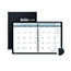 """House of Doolittle™ One-Year Monthly Hard Cover Planner, 8 1/2"""" x 11"""", Black, 2021 Thumbnail 1"""