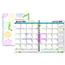 "House of Doolittle™ Whimsical Floral Monthly Planners, 8 1/2"" x 11"", 2021 Thumbnail 1"
