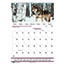 """House of Doolittle™ Recycled Wildlife Scenes Monthly Wall Calendar, 12"""" x 16 1/2"""", 2021 Thumbnail 1"""
