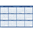 House of Doolittle™ Poster Style Reversible/Erasable Academic Yearly Calendar, 24 x 37, 2020-2021 Thumbnail 2