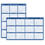 House of Doolittle™ Poster Style Reversible/Erasable Academic Yearly Calendar, 24 x 37, 2020-2021 Thumbnail 3