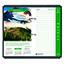 "House of Doolittle™ Earthscapes Desk Calendar Refill, 31/2"" x 6"", 2021 Thumbnail 1"