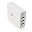 Iogear  USB-C 72W 4-Port Charger - 120 V AC, 230 V AC Input - 5 V DC/3 A, 9 V DC, 12 V DC, 15 V DC, 20 V DC Output Thumbnail 4