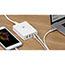 Iogear  USB-C 72W 4-Port Charger - 120 V AC, 230 V AC Input - 5 V DC/3 A, 9 V DC, 12 V DC, 15 V DC, 20 V DC Output Thumbnail 2