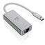 Iogear  GigaLinq Pro 3.1, USB 3.1 Type-C to Gigabit Ethernet Adapter - USB 3.1 - 1 Port(s) - 1 - Twisted Pair Thumbnail 3