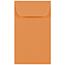 """JAM Paper® #3 Coin Envelope, 2 1/2"""" x 4 1/4"""", Brown Kraft Manila, 100/PK Thumbnail 1"""