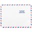 """JAM Paper Tyvek Open End Catalog Envelopes, Tear-Proof, Letter, 8 1/2"""" x 11"""", White Airmail, 50/PK Thumbnail 1"""