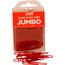 JAM Paper® Paperclips, Jumbo Size, Red, 75/Pack Thumbnail 1