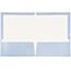 JAM Paper® Laminated Two-Pocket Glossy Folders, Baby Blue, 25/PK Thumbnail 2