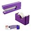 JAM Paper Office & Desk Sets, Purple, 3/PK Thumbnail 1