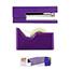 JAM Paper Office & Desk Sets, Purple, 3/PK Thumbnail 2