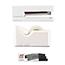 JAM Paper® Office & Desk Sets, White and Black, 3/PK Thumbnail 2
