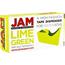 JAM Paper® Tape Dispenser, Lime Green, Sold Individually Thumbnail 2