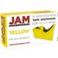 JAM Paper Tape Dispenser, Yellow, Sold Individually Thumbnail 2