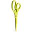 """JAM Paper® Multi-Purpose Precision Scissors, 8"""", Lime Green Thumbnail 2"""