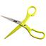 """JAM Paper® Multi-Purpose Precision Scissors, 8"""", Lime Green Thumbnail 3"""