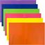 JAM Paper® Plastic 2 Pocket School POP Presentation Folders, Assorted Primary Colors, 6/PK Thumbnail 1