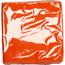 "JAM Paper® Bulk Lunch Napkins - Medium - 6 1/2"" x 6 1/2""- Orange - 600 Napkins/Case Thumbnail 2"