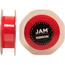 "JAM Paper Sheer Ribbon, 7/8"" (7 Yards), Red, RL Thumbnail 1"