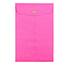"JAM Paper Open End Catalog Envelopes with Clasp Closure, 6"" x 9"", Fuchsia Pink, 25/PK Thumbnail 2"