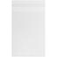 "JAM Paper Self-Adhesive Cello Sleeve Envelopes, A6, 4 15/16"" x 6 9/16"", Clear, 100/PK Thumbnail 1"