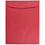 "JAM Paper Open End Catalog Envelopes, 10"" x 13"", Red Recycled, 25/PK Thumbnail 1"