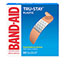 """BAND-AID® .75"""" x 3"""" Tru-Stay Plastic Strips Adhesive Bandages, All One Size, 60/BX Thumbnail 1"""