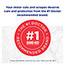 BAND-AID® Assorted Fabric Adhesive Bandages, 100/BX Thumbnail 5