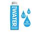 JUST® Water Spring Water, 16.9 oz., 12/CS Thumbnail 4