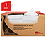 WypAll® Foodservice Extended Use Reusable Cloths (06053), Quarterfold, White Cloths, 1 Box, 200 Sheets Thumbnail 2
