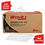 WypAll® Foodservice Extended Use Reusable Cloths (06053), Quarterfold, White Cloths, 1 Box, 200 Sheets Thumbnail 3