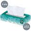 Kleenex® Facial Tissue, 2 Ply, 5 Boxes/Pack, 6 Packs/Carton Thumbnail 5